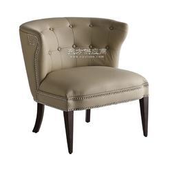 福田COCO都可餐椅实木椅子创意工业餐椅免费上门安装图片