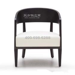 福田Simply life咖啡厅餐椅实木椅子创意简约餐椅厂家直销图片