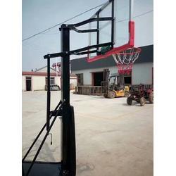 儿童篮球架厂家|西安康特塑胶|儿童篮球架图片
