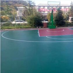 渭南塑胶篮球场、塑胶篮球场供应商、塑胶篮球场(推荐商家)图片