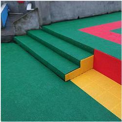 悬浮地板运动场,悬浮地板运动场供应,西安康特塑胶(优质商家)图片