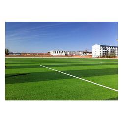 人造草坪铺装-西安康特塑胶-商洛人造草坪图片
