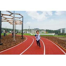 西安康特塑胶(图)_塑胶跑道厂家_西安塑胶跑道图片