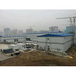 宁河打包式箱房 打包式箱房材料 捷维诺集成房屋材料厂家