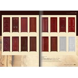 御赐名门(图)、重庆烤漆套装门厂、套装门厂图片