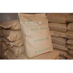 大别山纯野生橡子淀粉 橡子面粉 橡子凉粉 长年出口韩国图片