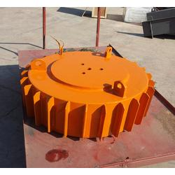 电磁除铁器、潍坊特力机械、电磁除铁器直销图片