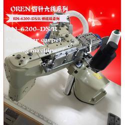低价大量供应原装进口奥玲6200-DS/R童装四针无骨缝纫机图片