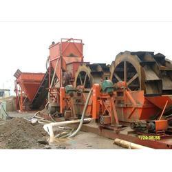 洗沙机、斗轮式洗沙机、洗沙机械(多图)