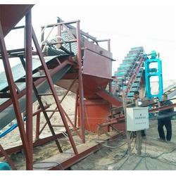 双螺旋洗沙机、黑龙江省洗沙机、18663607511图片