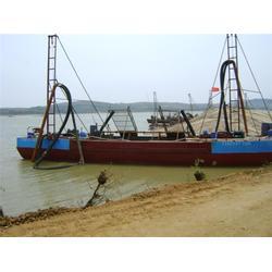 抽沙船、潍坊特金重工设备、绞吸式抽沙船图片