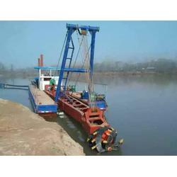 乐东市挖泥船、特金重工设备(优质商家)、中小型挖泥船图片