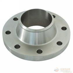 A105凸面带颈对焊法兰-江西带颈对焊法兰-远昌管件厂图片