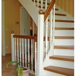 室内旋转楼梯-旋转楼梯-钢道金属制品图片