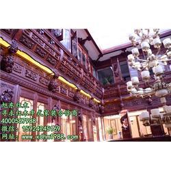 东阳大红酸枝家具  旭东红木高品质品牌 东阳大红酸枝家具图片