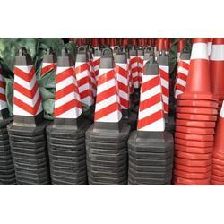 红河PVC路锥-红河PVC路锥-渝西劳保图片