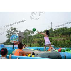 移动水上乐园公司,汝州市移动水上乐园,河南沃金图片