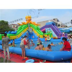 漠河县移动水上乐园,河南沃金(优质商家),移动水上乐园公司图片