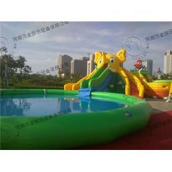 水上乐园大滑梯、水上乐园、河南沃金图片
