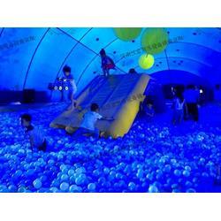 海洋球乐园 海洋球 河南沃金图片