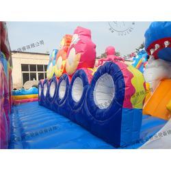 南京充气城堡_河南沃金_充气城堡乐园图片