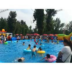 不起皱的水上乐园-河南沃金-大型水上游艺设施图片
