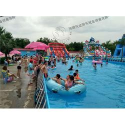 河南沃金_贵州水上乐园_水上乐园设备图片