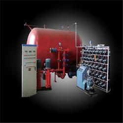 消防氣體頂壓給水設備工作原理圖片