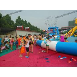 移动水上乐园加盟|浦江县移动水上乐园|河南沃金图片