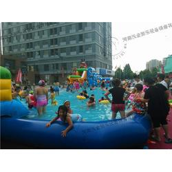水上乐园销售|河南沃金|水上乐园图片