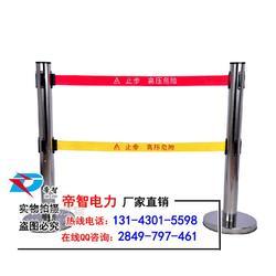 带式安全围栏/不锈钢伸缩围栏/3米伸缩安全围栏图片