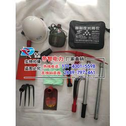 DZ厂家供应防汛工具包,帝智厂家救援工具包图片
