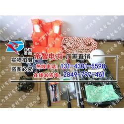优质防汛组合工具包生产厂家 帝智牌防汛工具包图片