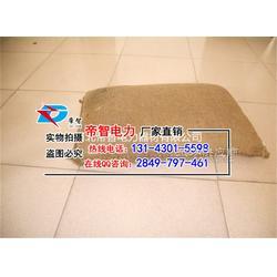 双层材质吸水膨胀袋/防洪膨胀袋图片