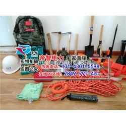 防汛组合工具包/救援专用防汛工具包