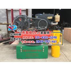 柴油气动打桩机报价/帝智便携式气动打桩机