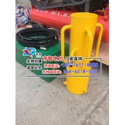 应急救援手持式打桩机,防汛打桩机使用方法图片