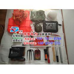 单兵抢险组合工具包,防汛应急救援包19件套图片