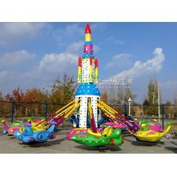 8臂自控飞机 户外儿童游乐设备图片