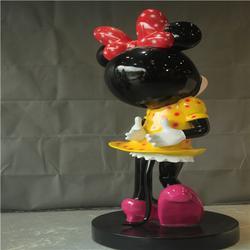 米老鼠玻璃钢雕塑、鸿鼎雕塑、南雄雕塑图片