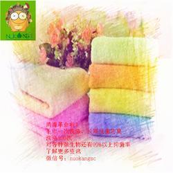 白毛巾发黄_寸草心商贸(在线咨询)_毛巾发黄图片