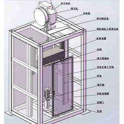电梯防水装置厂商-科翔试验设备生产-海宁电梯防水装置图片