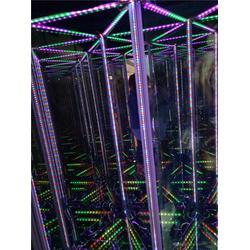 镜子迷宫定做-室内游乐设备-镜子迷宫图片
