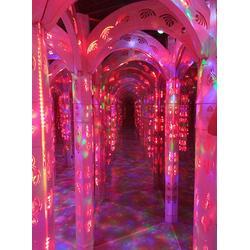 紫晨游乐 镜子迷宫怎么玩-镜子迷宫图片