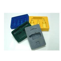 合肥植绒吸塑包装、合肥银泰吸塑包装厂家、植绒吸塑包装盒图片