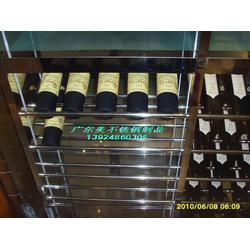 嘉鱼县不锈钢酒柜|广尔美|不锈钢恒温酒柜图片