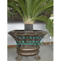 大型不锈钢花盆,不锈钢花盆,不锈钢花盆供应商图片