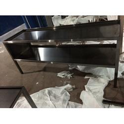 不锈钢展示架厂家 红古铜不锈钢展示架-不锈钢展示架图片
