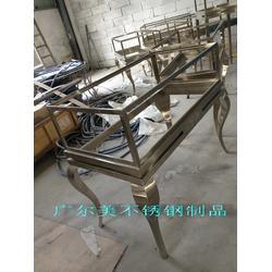 定做不锈钢展示架,不锈钢展示架,服饰道具不锈钢展示架图片