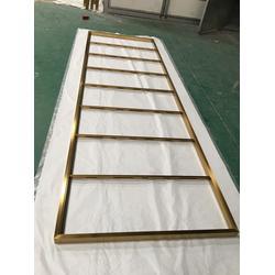 不锈钢相框 不锈钢相框装饰(在线咨询) 不锈钢相框表面价格
